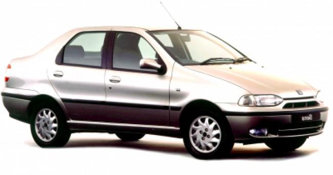Seguro Siena HL 1.6 16V 1997