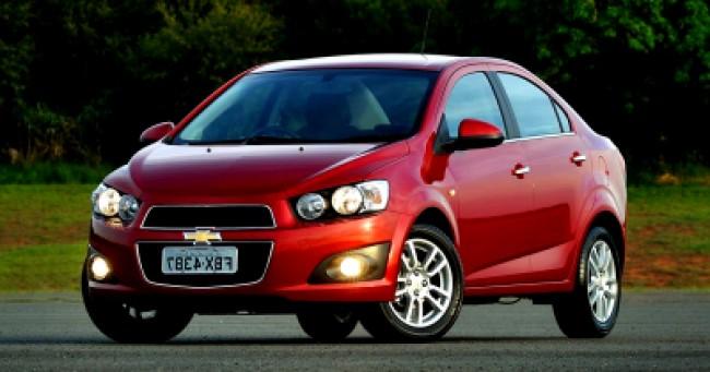 Cotação de seguro Sonic Sedan LTZ 1.6 AT
