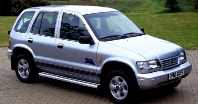 Seguro Sportage DLX 2.0 2000