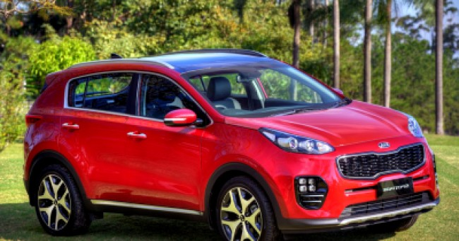 valor do seguro Sportage EX 2.0 AT 2018