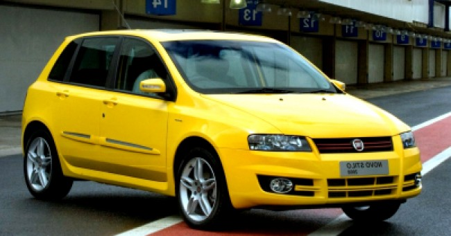 valor do seguro Fiat Stilo