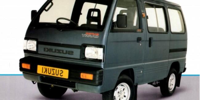 Cotação de seguro Suzuki Super Carry