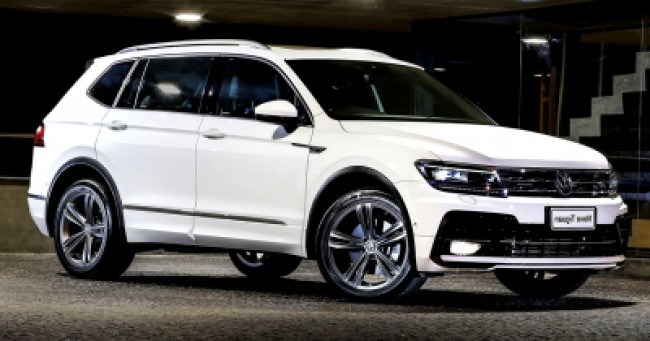 valor do seguro Volkswagen Tiguan