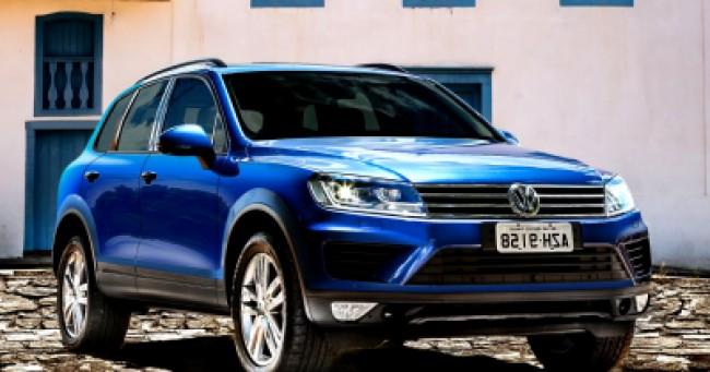 Cotação de seguro Volkswagen Touareg