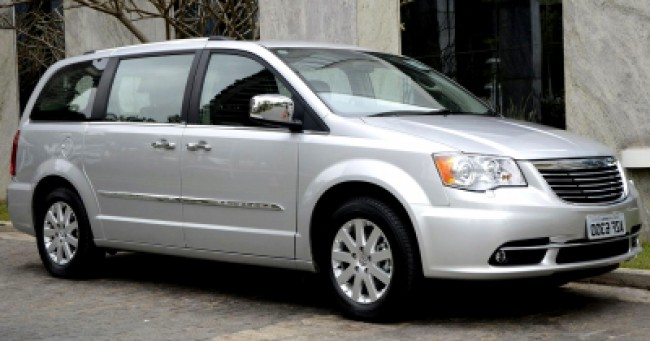 Seguro Town Country Limited 3.6 V6 2015