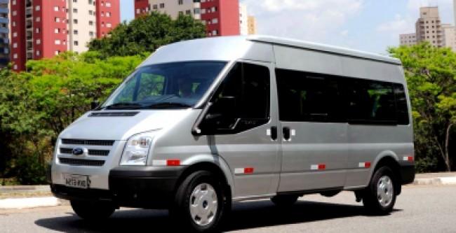 Cotação de seguro Ford Transit