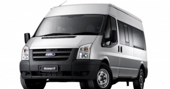 Cotação de seguro Transit Van 2.4 Turbo