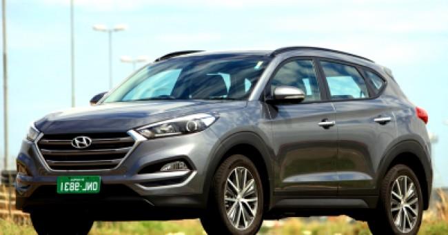 Cotação de seguro Hyundai Tucson