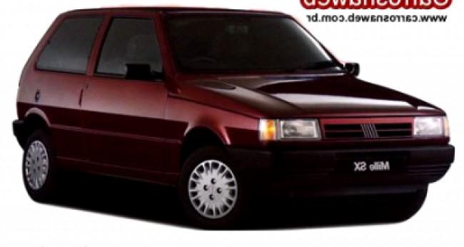 Seguro Uno Mille SX 1.0 1997