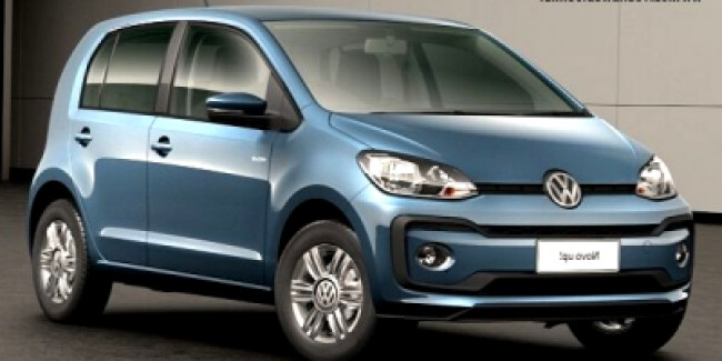 valor do seguro Volkswagen Up