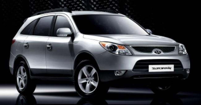 Cotação de seguro Hyundai Veracruz