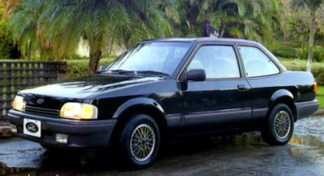 Seguro Verona GLX 1.8 1990