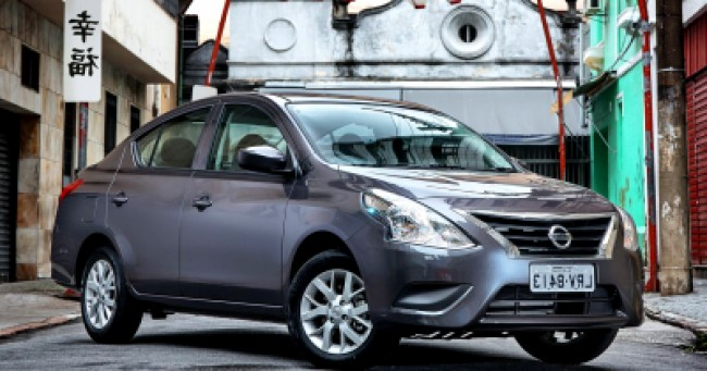 valor do seguro Nissan Versa