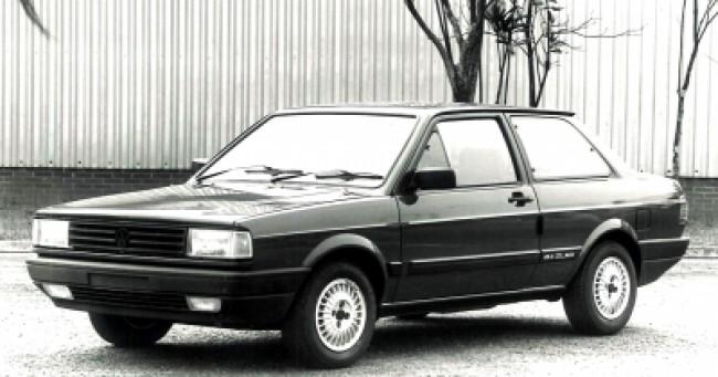 Seguro Voyage GLS 1.8 1988