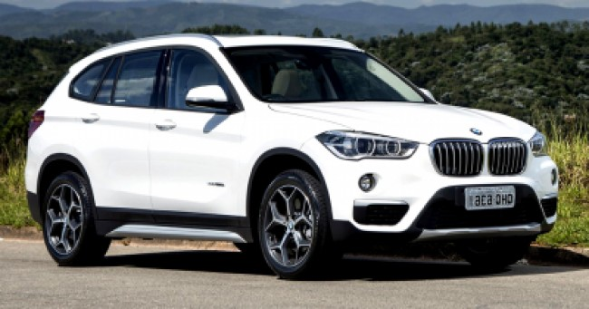 Cotação de seguro BMW X1