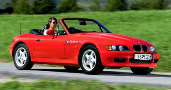 Cotação de seguro BMW Z3